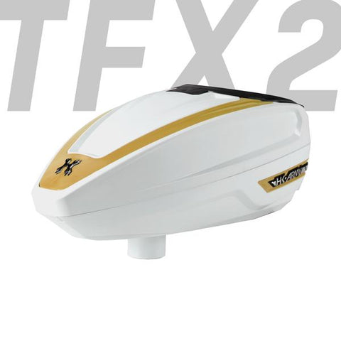 TFX 2 Loader - White / Gold