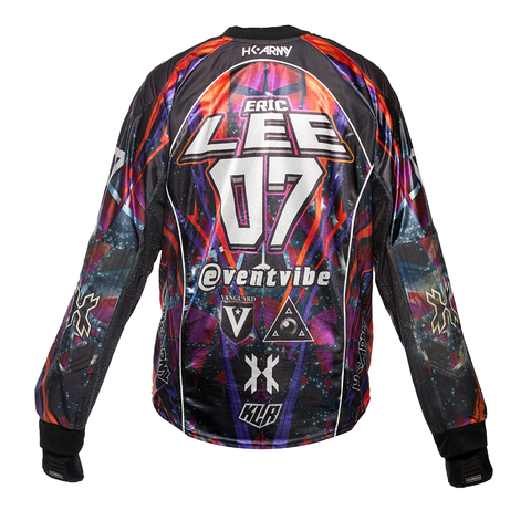 "Techno Kitty ""Deep Space"" Jersey"