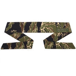 Exalt Paintball Headband - Tiger Stripe Vertical