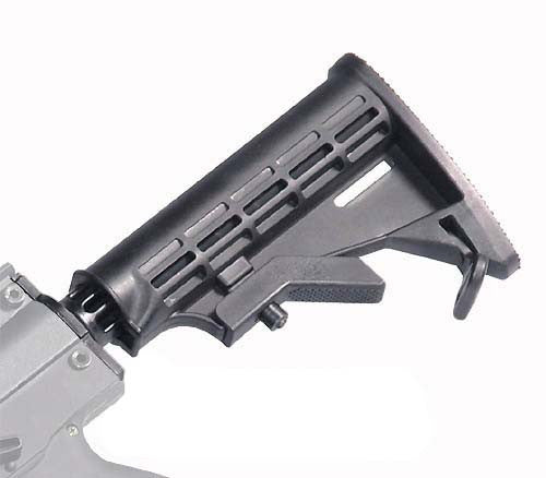 Carbine Butt Stock & Insert (X7) - Punishers Paintball