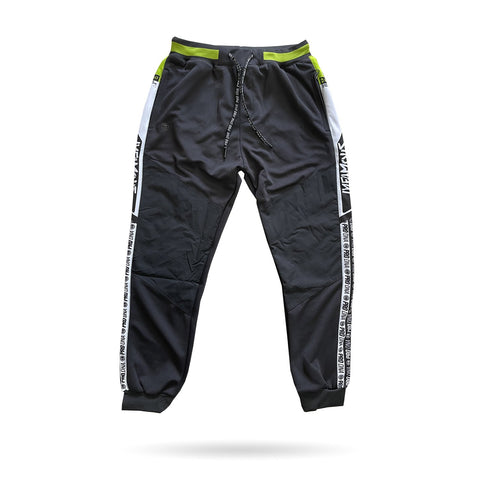 Infamous Trainer Jogger Paintball Pants - Volt - Small