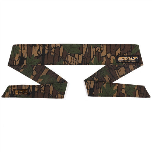 Exalt Paintball Headband - LE Green Leaf