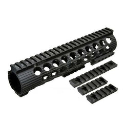 Troy TRX Extreme BattleRail 9 Inch Hand Guard (Black)