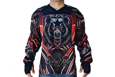 Contract Killer Urso Paintball Jersey
