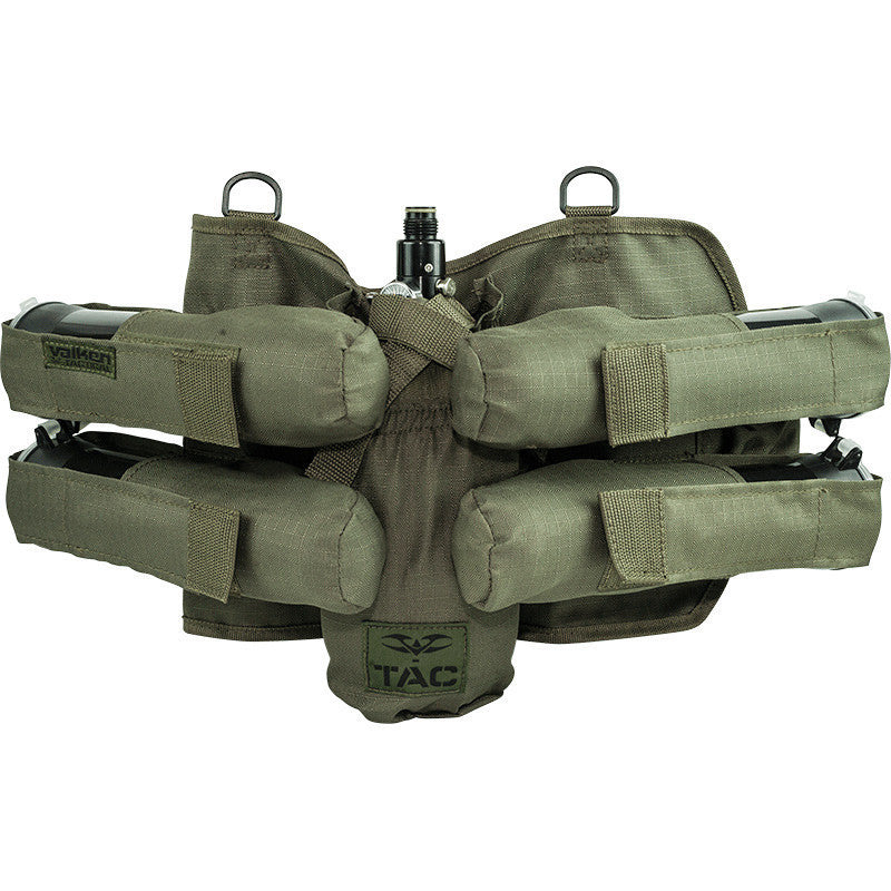 Harness - V-TAC 4+1 - Olive