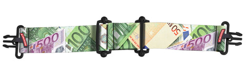 Virtue Vio Goggle Strap - Cash Money Euro