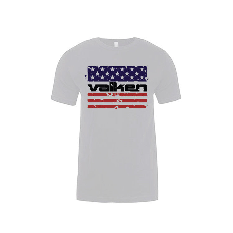 T-Shirt - America - Light Grey