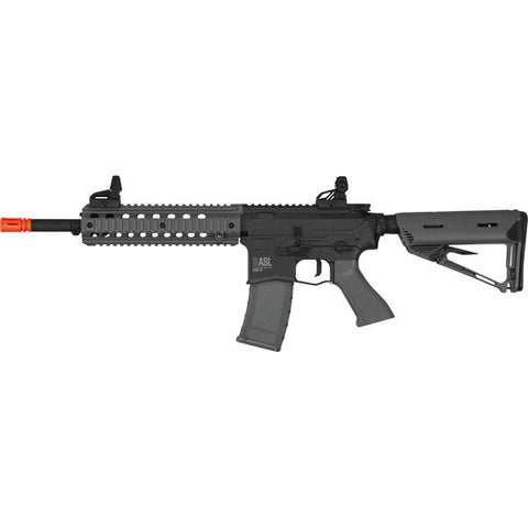 Valken ASL Mod-M AEG Airsoft Rifle - Black/Grey