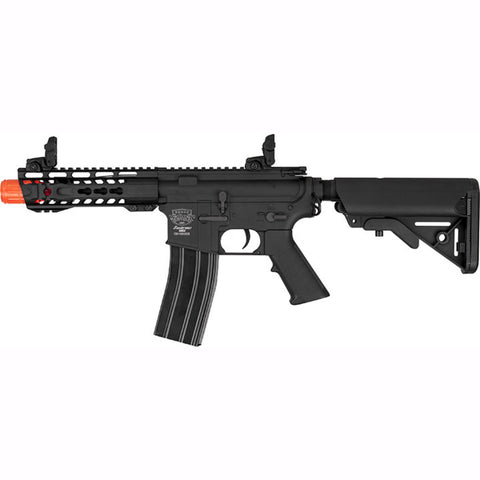 Valken Alloy Series MK 1 Full Metal AEG Rifle - Black
