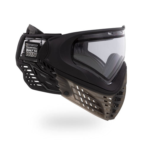 Virtue VIO Contour 2 Paintball Mask - Black
