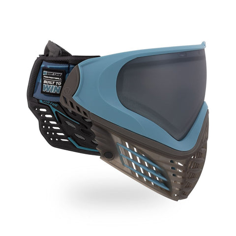 Virtue VIO Contour 2 Paintball Mask - Dark Slate Blue