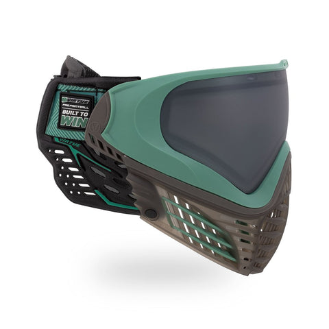 Virtue VIO Contour 2 Paintball Mask - Dark Slate Green