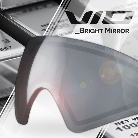 Virtue Vio Paintball Lens - Bright Mirror