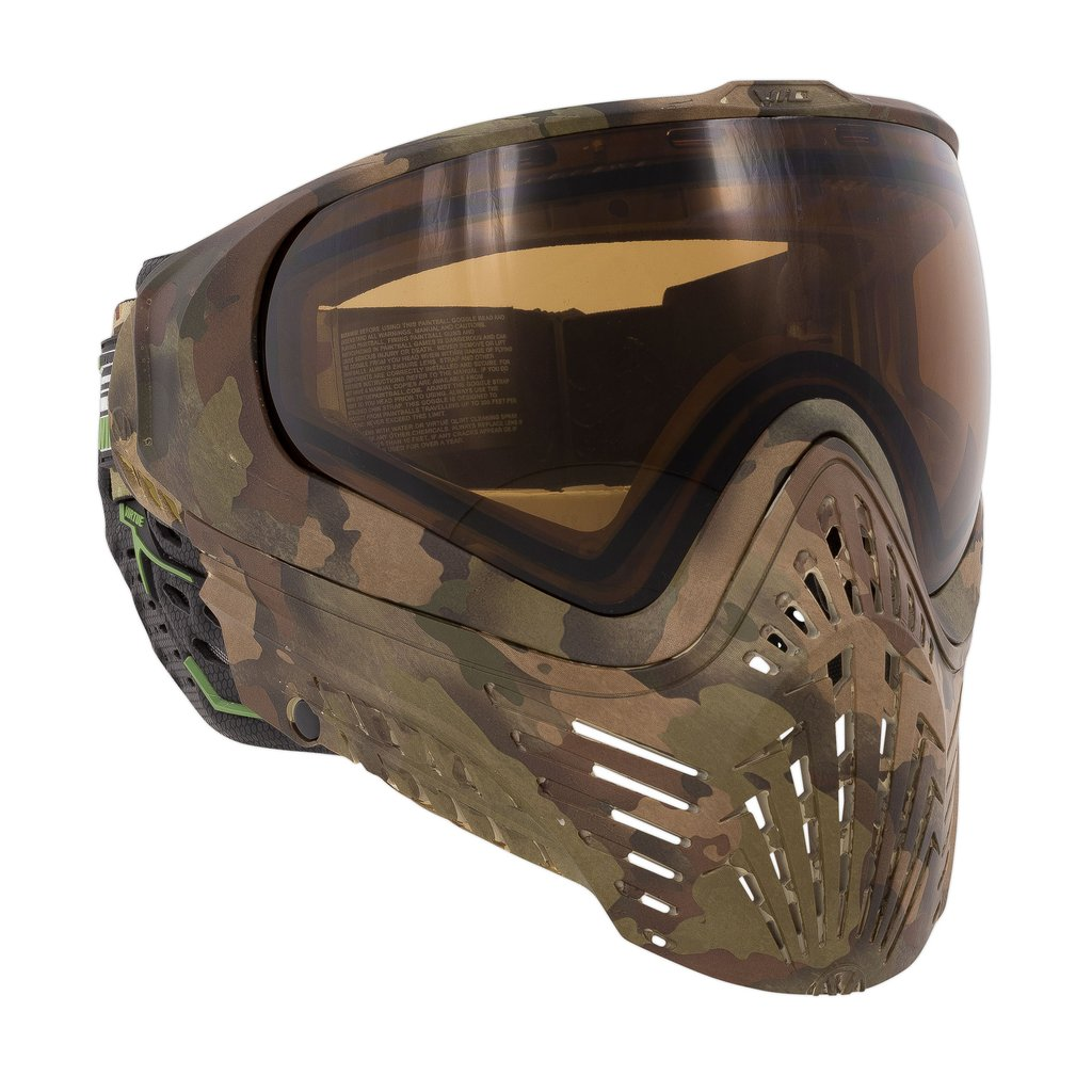Virtue Vio Extend XS 2 Paintball Mask - Reality Brush Camo