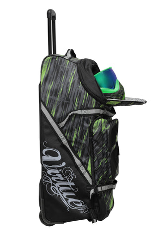 Virtue High Roller Gear Bag - Lime