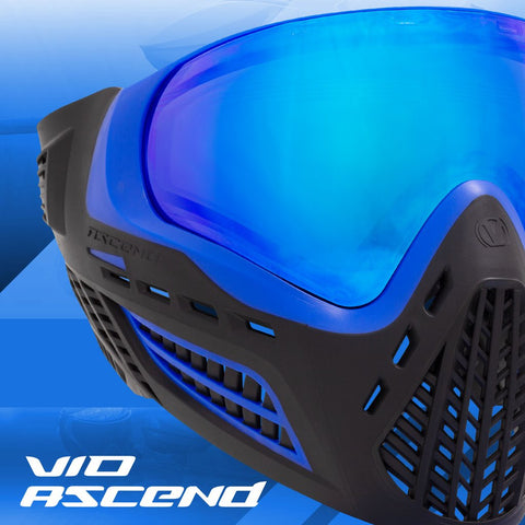 Virtue Vio Ascend Paintball Mask - Blue Ice