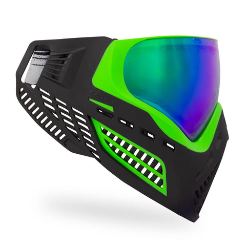 Virtue Vio Ascend Paintball Mask - Lime Emerald