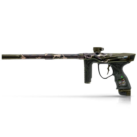 Dye M3+ Paintball Marker - PGA Woodland