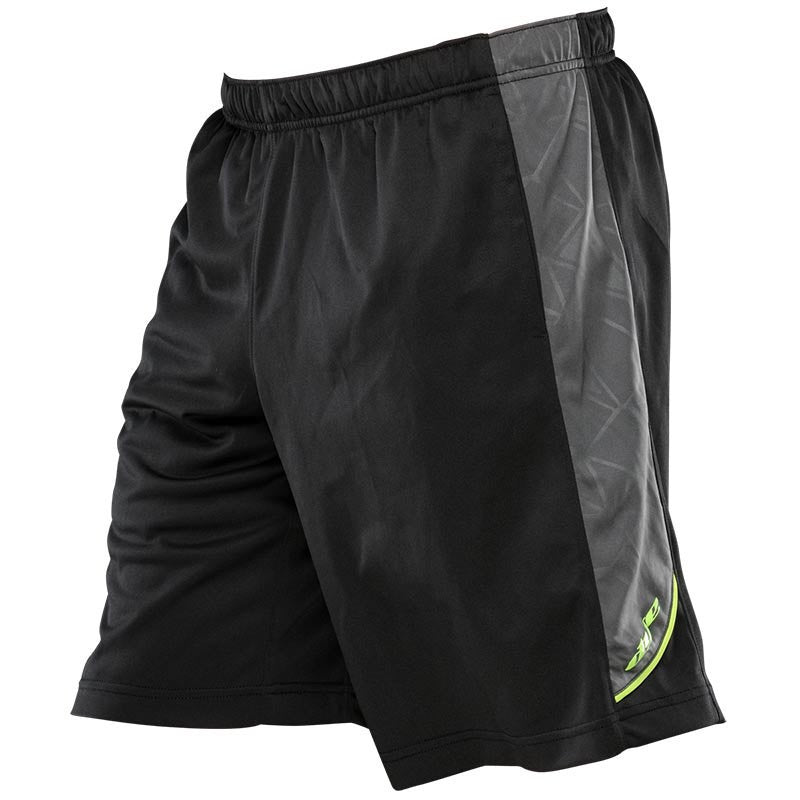 Arena Shorts   Black   Grey