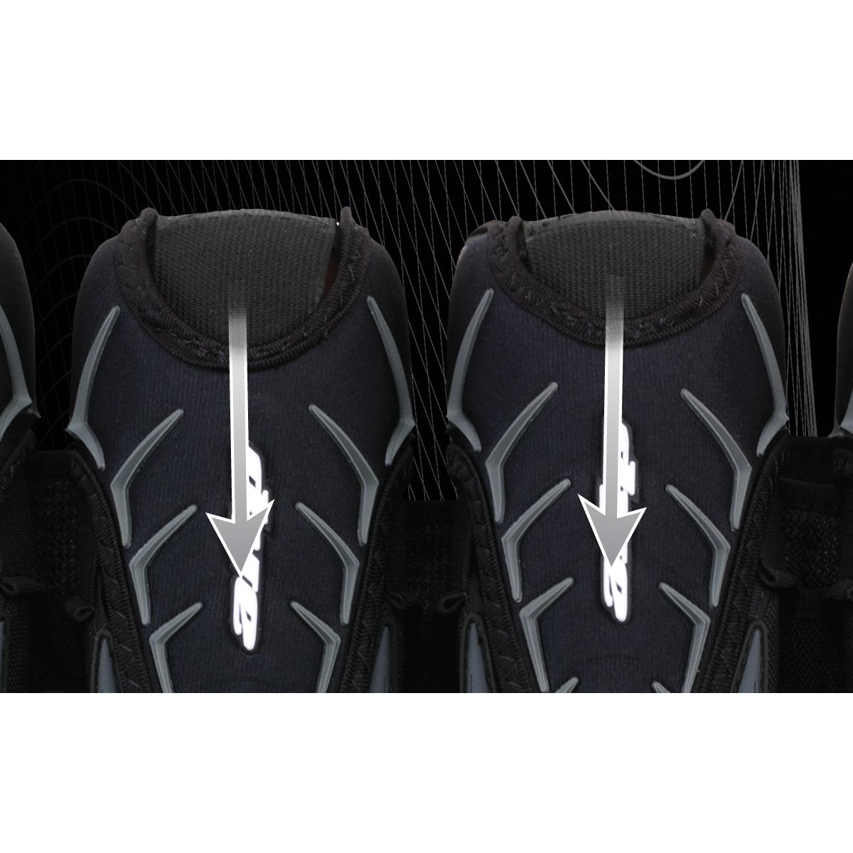 Assault Pack Pro Harness   3 4