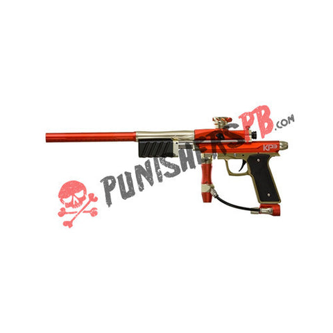 Azodin KP3 Pump Special Edition - Orange/Gold