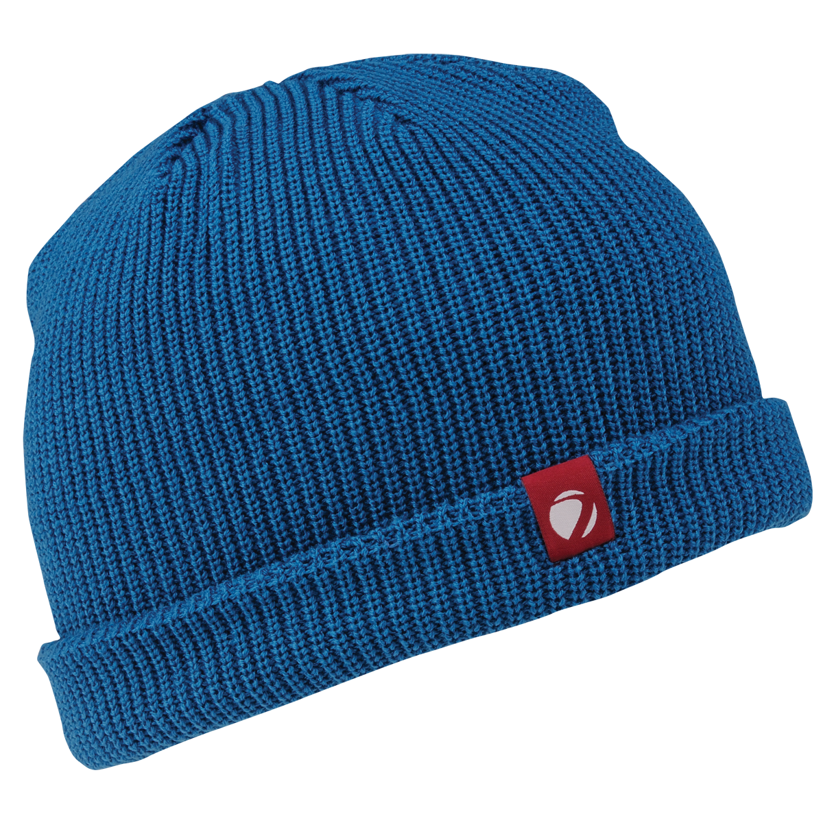 Dye Beanie   Bricklayer Blue