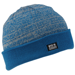 Dye Beanie   Shredded Heather Navy
