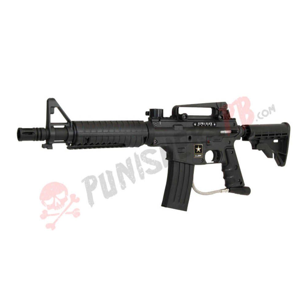 Tippmann US Army Alpha Black Elite Power Package