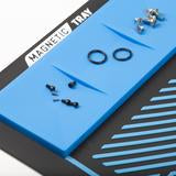 HK Army MagMat - Magnetic Tech Mat - Black/Blue