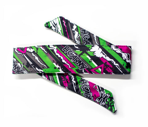 Burn Neon Headband - Punishers Paintball