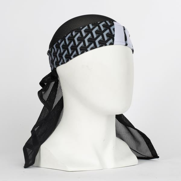 HK Army Mr. H Stahk Charcoal Headwrap