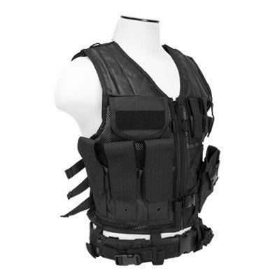 NCStar Tactical Vest - Black