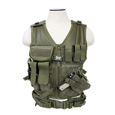 NCStar Tactical Vest - Green