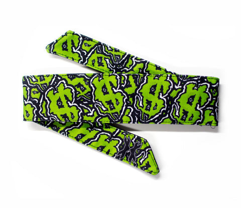 Dirty Money Headband - Punishers Paintball