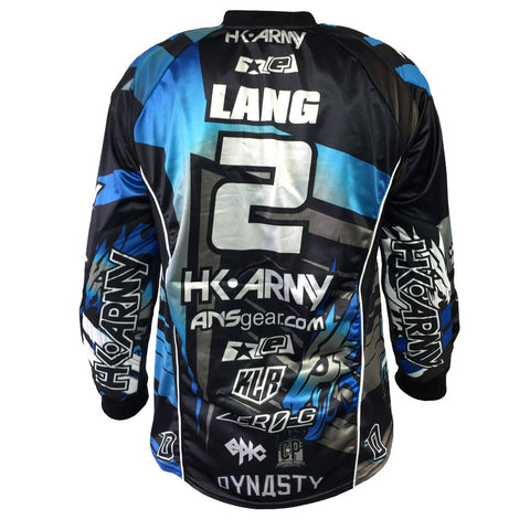 "Oliver Lang Signature Series Dynasty ""World Cup"" Jersey"