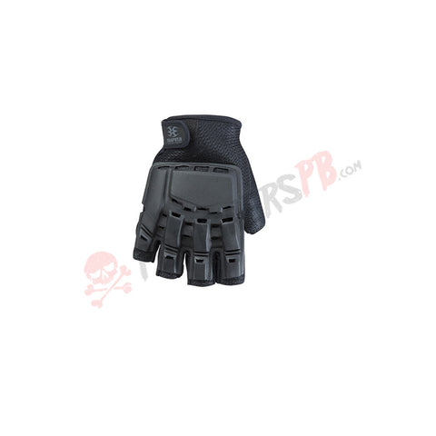 Empire BT Glove: Hard Back Fingerless