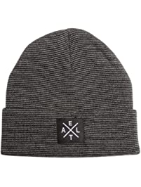 Exalt Crossroads Paintball Beanie - Dark Gray Stripes