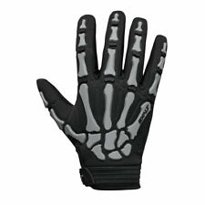 Exalt Death Grip Glove Full Finger- Grey