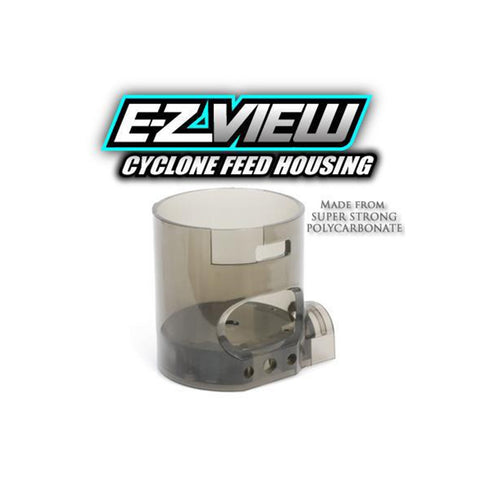 TechT EZ View Tippmann Cyclone Feed Housing kit (Polycarbonate)