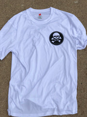 "Punisherspb.com ""Play Paintball"" Dri Fit T-shirt - White"