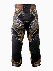 Contract Killer Gator Paintball Pants - Brown