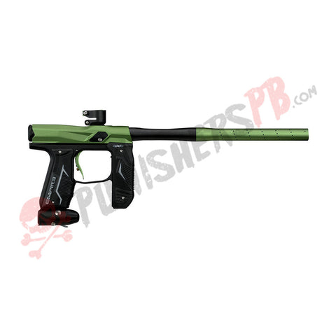 Empire Axe 2.0 Paintball Marker - Dust Black/Dust Olive