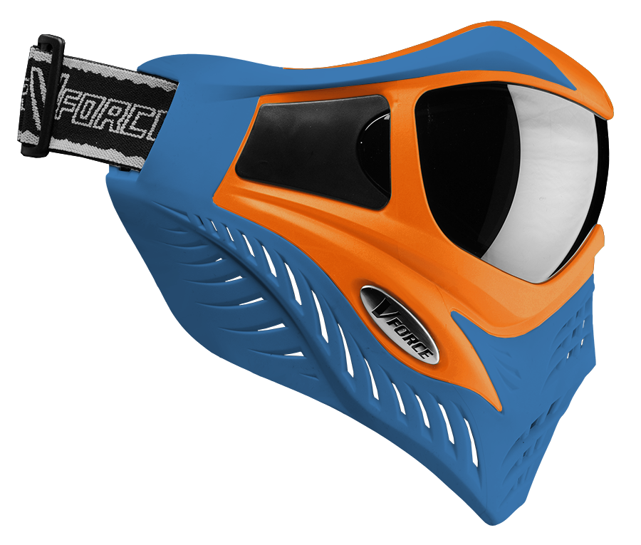 V-Force Grill SE - Orange Blue