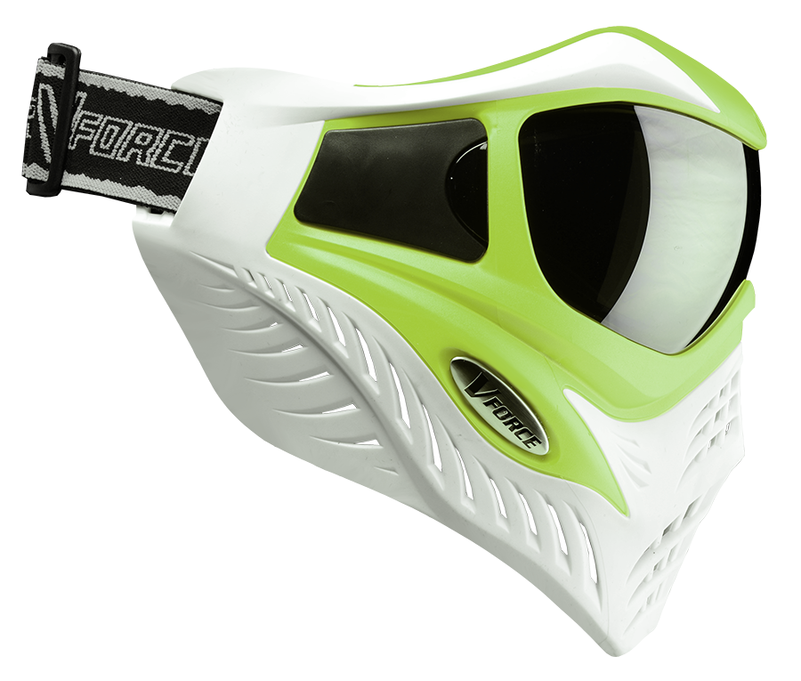V Force Grill White Green