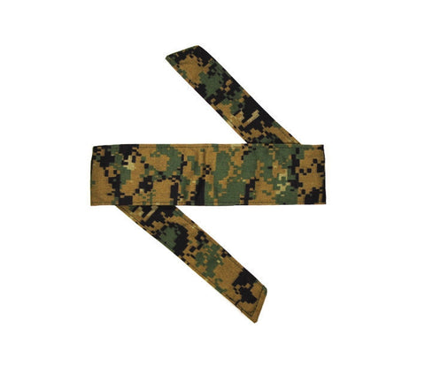 Digital Camo Headband - Punishers Paintball