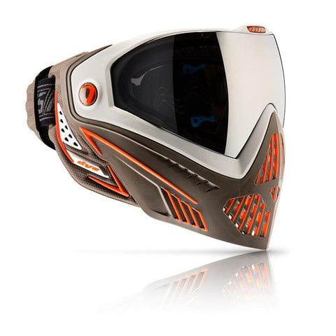 DYE i5 Paintball Mask - Lava - Punishers Paintball
