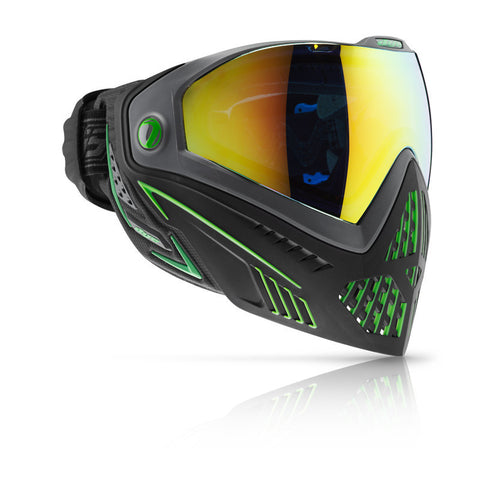 DYE i5 Paintball Goggle   Emerald