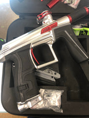 Used Planet Eclipse CSR - Silver/Red