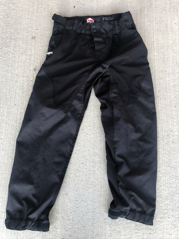 Used Undr Paintball Pants - Black - Size XL