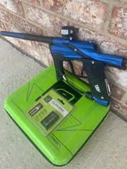 Used Planet Eclipse Etek5 Paintball Marker- Blue